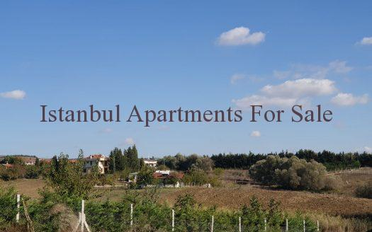 corner plot for sale in Istanbul