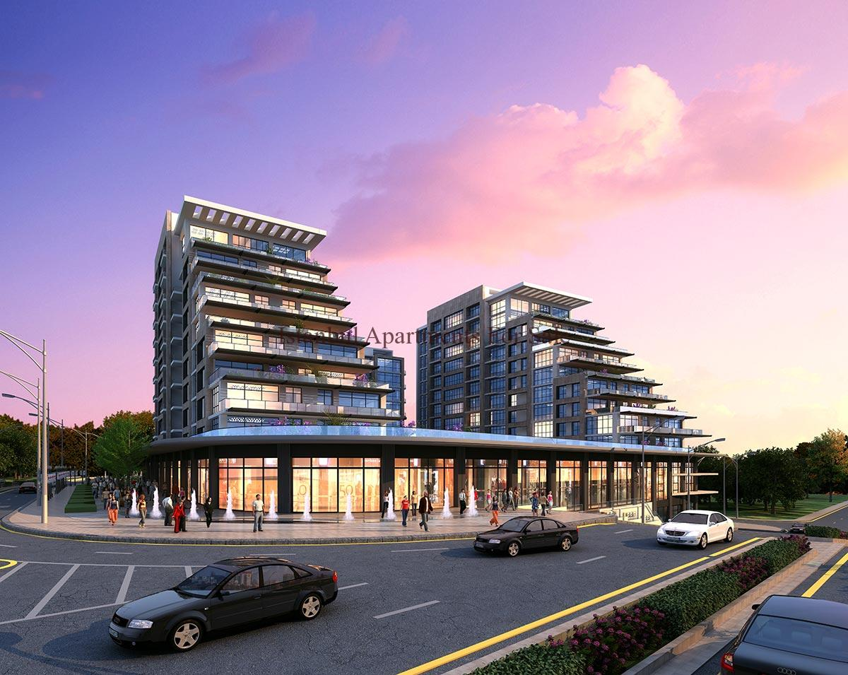 Seaview Apartment Investment in Istanbul Turkey | Istanbul ...
