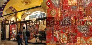 istanbul grand bazaar carpet