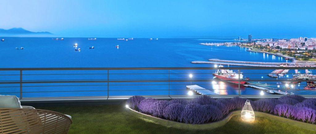 Seaview Apartments In Istanbul Property Apartments Houses For Sale In Istanbul Turkey