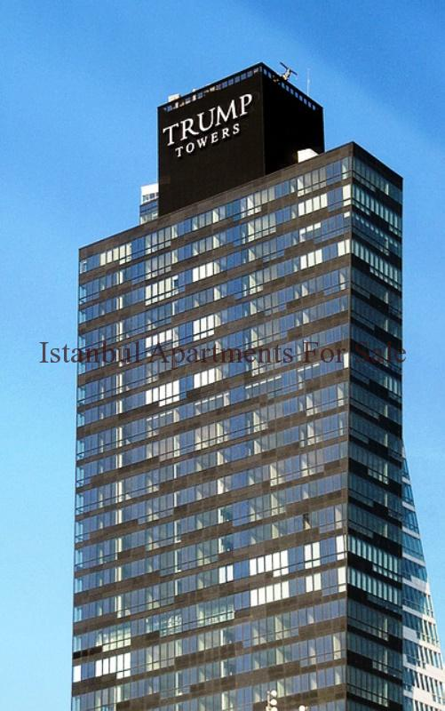 Luxury Apartments In Istanbul Trump Tower For Sale