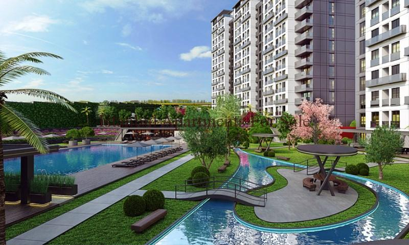 New Family Apartments in Istanbul Turkey For Sale ...