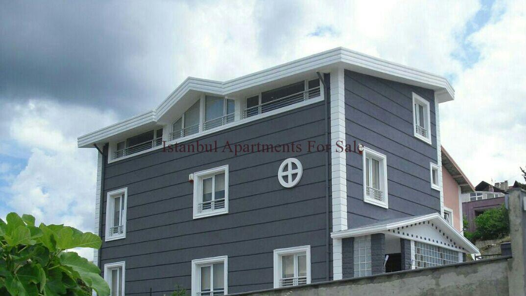 5 Bedroom Detached Villa For Sale In Istanbul Property