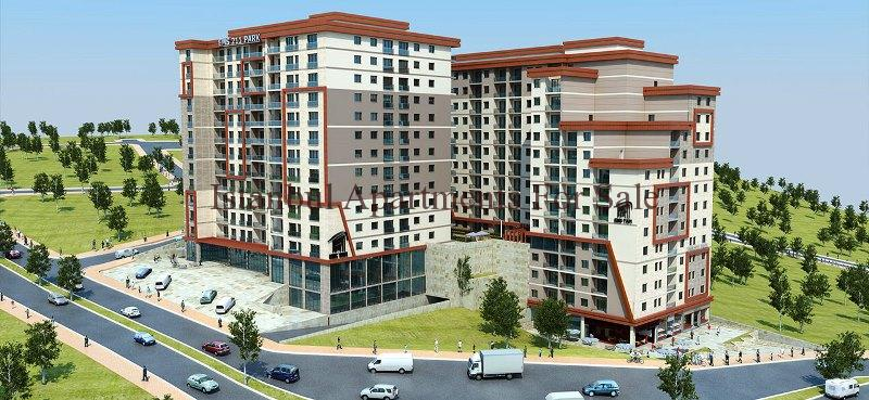 Cheap real estate apartment projects in istanbul turkey for Cheap project homes