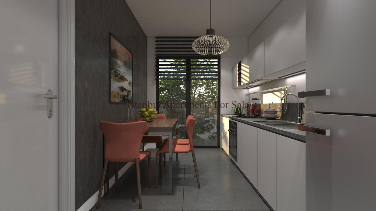 Great Investment Apartments in Istanbul New Airport area ...