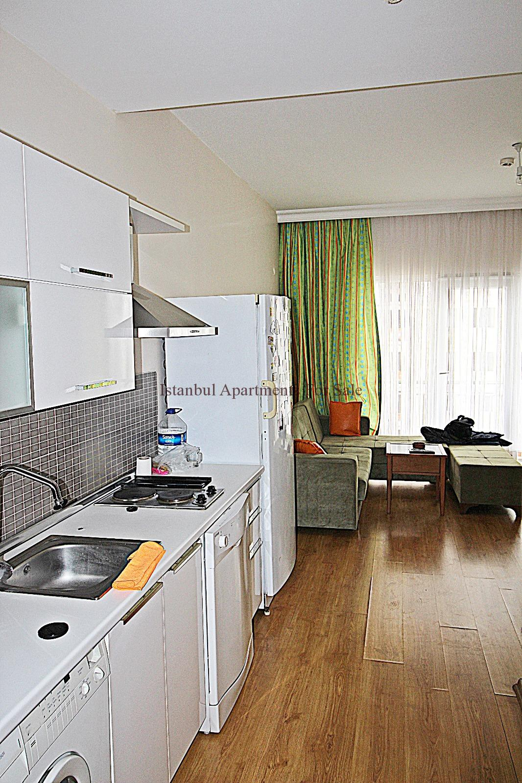 Cheap studio apartments in Istanbul for sale excellent ...